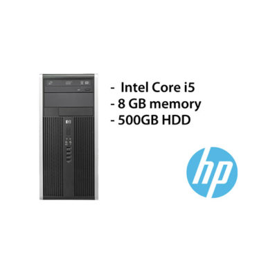 HP 8200 Elite miditower – i5/8GB/500GB