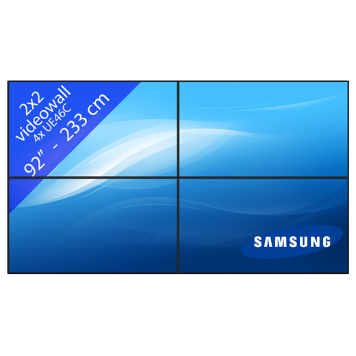 Samsung-LED-videowall-2x2