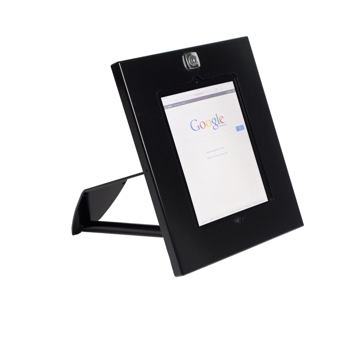 Tablet Design wall mount black