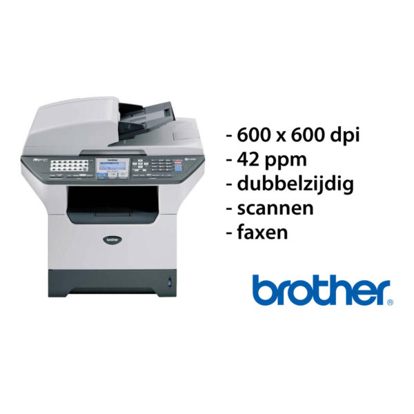 Brother-Multifunctinals--MFC-8460N