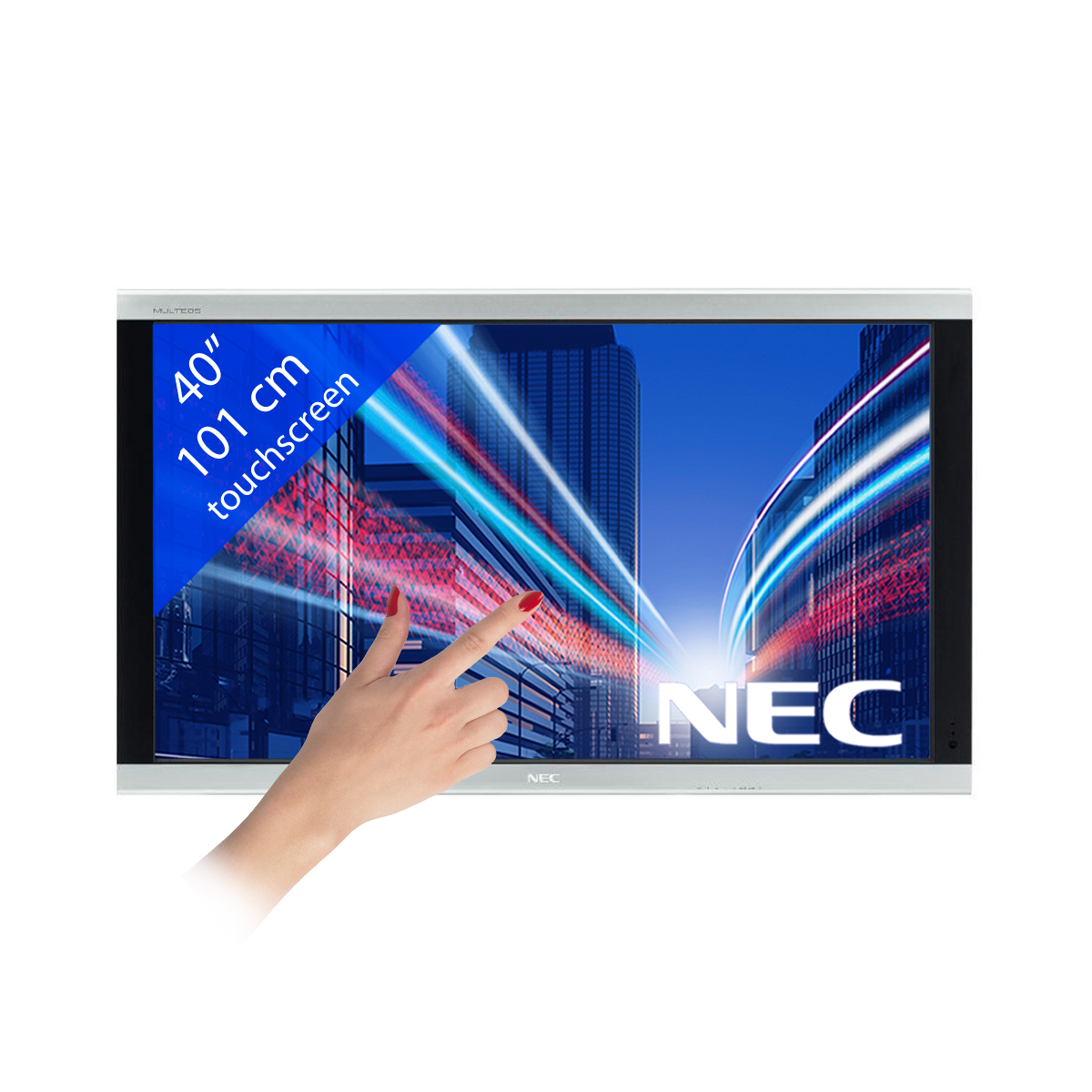 NEC Multeos M401 Touchscreen – 40″/ 101 cm