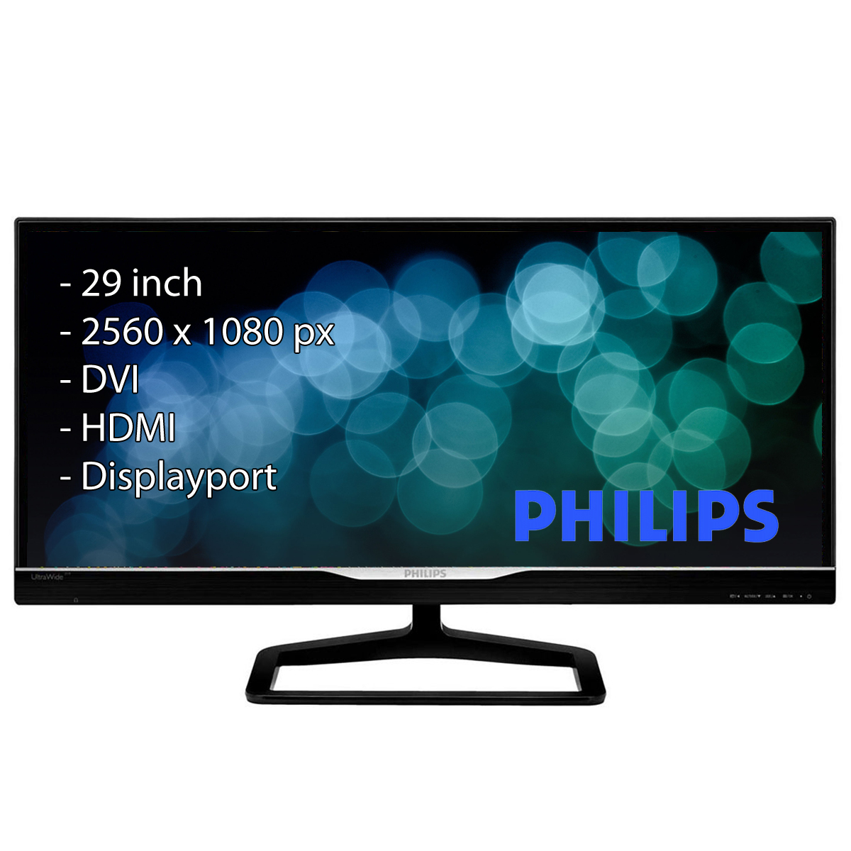 Philips Brilliance 298XQJAB – 29″ / 73 cm