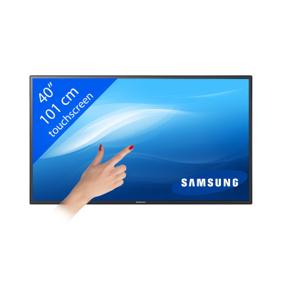 Samsung ME40B LED Touchscreen – 40″/ 101 cm