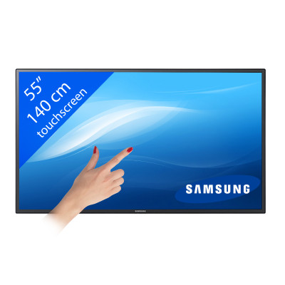 Samsung ME55B LED Touchscreen – 55″/ 140 cm