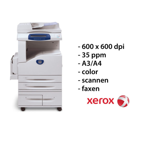 Xerox-Multifunctinals-Workcentre-pro-7435