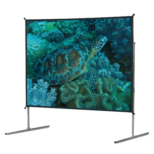 Projecta Fast-Fold Deluxe Screen 244 x 142 cm