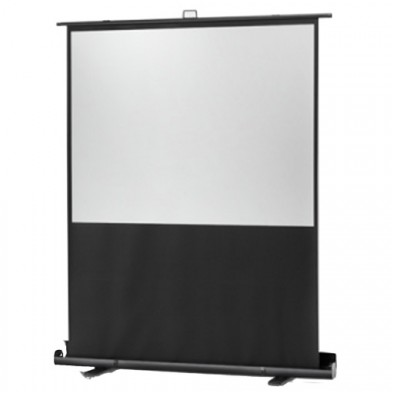 Projection screen 200 x 150 cm