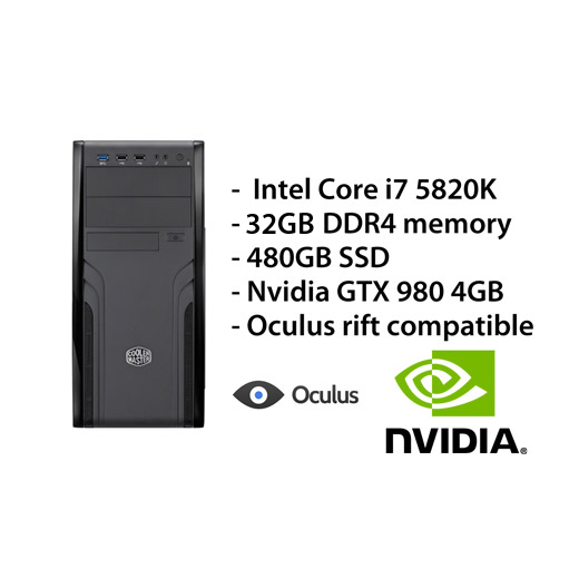 Ultimate PC – i7/32GB/480GB/GTX980