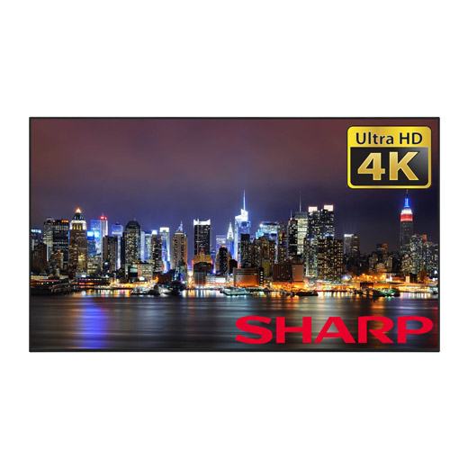 4K UHD Display Screens