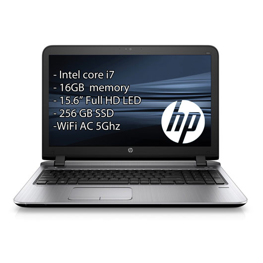HP Laptop 450 G3