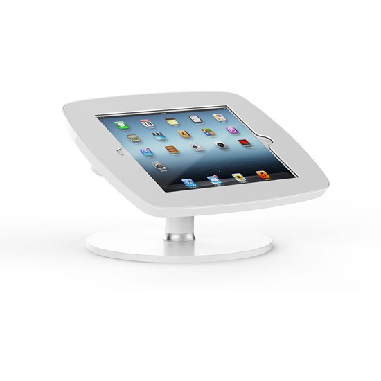 Bouncepad tablet table stand white