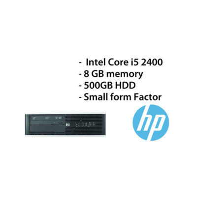 HP 8200 Elite SFF – i5/8GB/500GB