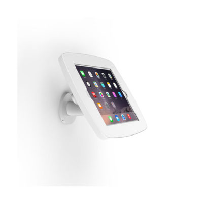 Bouncepad tablet wall mount white
