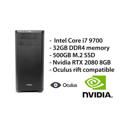 Ultimate PC³ – i7/32GB/500GB/RTX2080